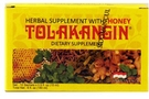 Tolak Angin Dietary Supplement (Herbal Supplement with Honey / 12-ct) - 6 fl oz [ 3 units]