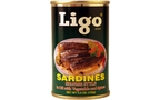 Spanish Style Sardines (in Oil with Vegetables and Spices) - 5.5oz