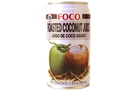 Roasted Coconut Juice (Jugo De Coco Asado) - 11.8 Fl oz [6 units]