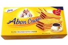 Abon Crackers (Floss Cracker with Cheese) - 5.2oz