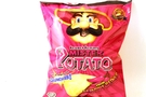 Mister Potato Krepek Kentang Perisa Rempah Pedas (Hot & Spicy Potato Chips) - 2.65oz [6 units]