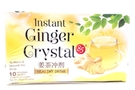Instant Ginger Crystal 85 (Healthy Drink / 10-ct) - 8oz