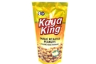 Kaya King Garlic Roasted Peanuts (Kacang Rasa Bawang) - 2.81oz [3 units]