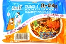 Buy Uni President Tung-I Ramen Noodles (Artificial Chinese Beef Flavor) - 3oz
