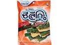 Buy Seleco Combo Seasoned Seaweed (Sandwich with Fish Snack) - 1.09oz