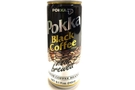 Pokka Black Coffee Drink 8.1 Oz (240 ml) Real Brewed