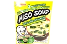 Miso Soup Tofu with Spinach  (3pk/bag) - 0.98oz