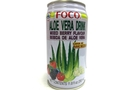 Buy FOCO Aloe Vera Drink mixed berry flavor - 11.8fl oz
