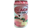 Boisson Aux Peches (Peach Juice Drink) - 11fl oz