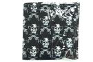 Black Western Skull Headband [ 6 units]