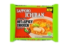 Hot & Spicy Chicken Instant Noodles - 3.5oz [24 units]