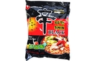 Shin Black Spicy Raymun Noodles (Spicy Pot Au Feu Flavor) - 4.58oz
