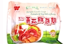 Instant Noodle Soup (Tomato & Vegetables Flavor) - 3.24oz