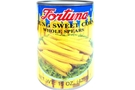 Buy Fortuna Young Sweet Corn (Whole Spears) - 15oz