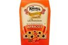 Premium Bite Size Cookies (Apricot Shortbread) - 10oz [ 6 units]