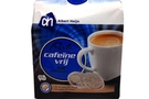 Perla Cafeine Vrij 36 Koffiepads (Perla Cafe Creme Decafe Pads) - 8.82oz