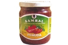Pemuda Chillies Extra Hot (Sambal Pemuda) - 9.5oz [3 units]