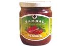 Sambal Pemuda (Indonesia Extra Hot Chili Sauce ) - 9.5oz [ 3 units]