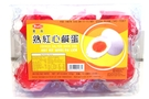 Hot Vit Myoi An Lien (Cooked Salted Duck Egg) - 13.12oz [12 units]