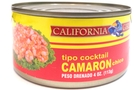 Buy California Girl Tiny Cocktail Shrimp (Tipo Cocktail Camaron Chico) - 4oz
