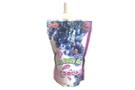 Fruits Jelly Drink w/ Nata De Coco (Grape Flavor) - 5.29oz