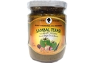 Buy Sambal Hijau Terasi (Green Chillies Terasi Sauce) - 8.5oz