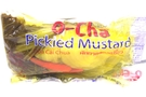 Dua Cai Chua (Pickled Mustard With Chili) - 10.5oz [6 units]