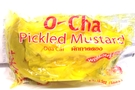 Dua Cai (Pickled Mustard Without Leave) - 10.5oz [6 units]