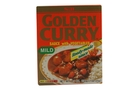 Golden Curry Sauce with Vegetable (Mild) - 8.1oz