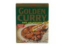 Golden Curry Sauce with Vegetable (Medium Hot) - 8.1oz