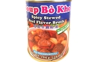 Soup Bo Kho (Spicy Stewed Beef Flavor Broth For Rice Noodle) - 28oz