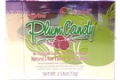 Plum Candy (Natural Plum Flavor) - 2.54oz
