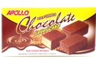 Buy Apollo Bolu Lapis Coklat (Chocolate Layer Cake ) - 5.07oz