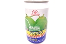 Jugo De Coco Con Pulpa (Young Coconut Juice With Pulp) - 10.5fl oz
