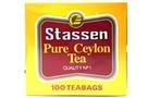 Buy Stassen Pure Ceylon Tea (100 Tea Bags)