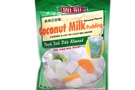 Pudding A Lait De Coco Melange (Almond Flavor Coconut Milk Pudding ) - 5.3oz