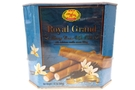 Royal Grand Luxury Cream Wafer Rolls (Vanilla Flavour) - 14.1oz [3 units]
