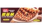 Gaufrette de Flute-Chocolate (Flute Wafers - Chocolate Flavored) - 4.7oz