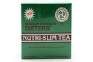 Dieters Nutri Slim Tea (Regular Strength - 30 Tea bags) [12 units]