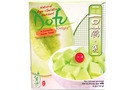 Natural Agar-Gelatin Dessert (Melon Artificial Flavor) - 5oz