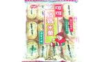 Crackres De Riz Au Gout Goemon (Rice Crackres Seaweed Flavor) - 5.3oz