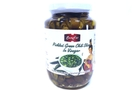 Pickled Green Chili Slice In Vinegar - 16oz