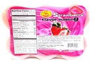 Strawberry Flavor Pudding - 16.9oz [3 units]