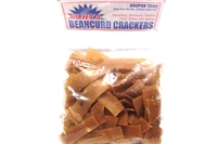 Beancurd Crackers Raw - 8.8oz