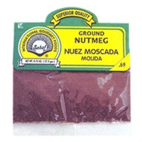 Nutmeg (Ground) - 0.75oz