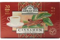 Cinnamon Black Tea (20-ct) - 1.41oz