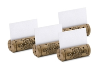 Got Cork - Table Place Card Holder Set - 4 Pieces set