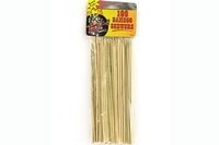 Bamboo Skewers Great For Barbeque (10 inch) - 100/pack