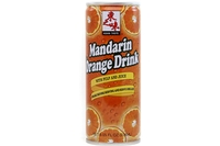 Mandarin Orange Drink (Orange Juice with Pulp) - 8.05 fl oz