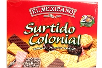 Surtido Colonial Galletas (Assorted Cookies) - 16oz